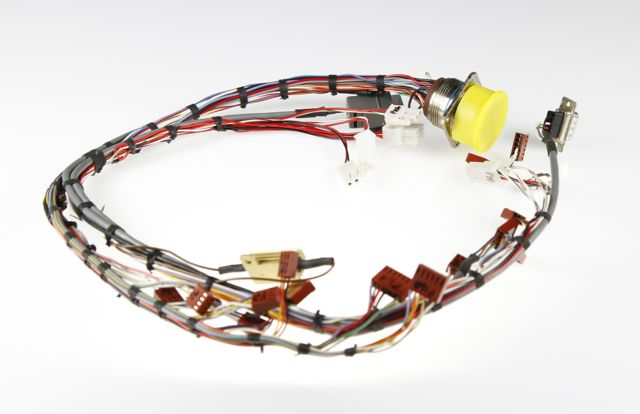 Custom Cable Assemblies Production Tables : Products custom cable assemblies wire connectors and